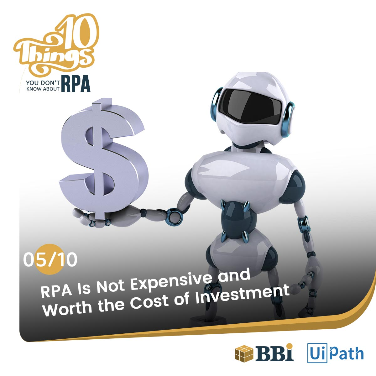 RPA technology ROI