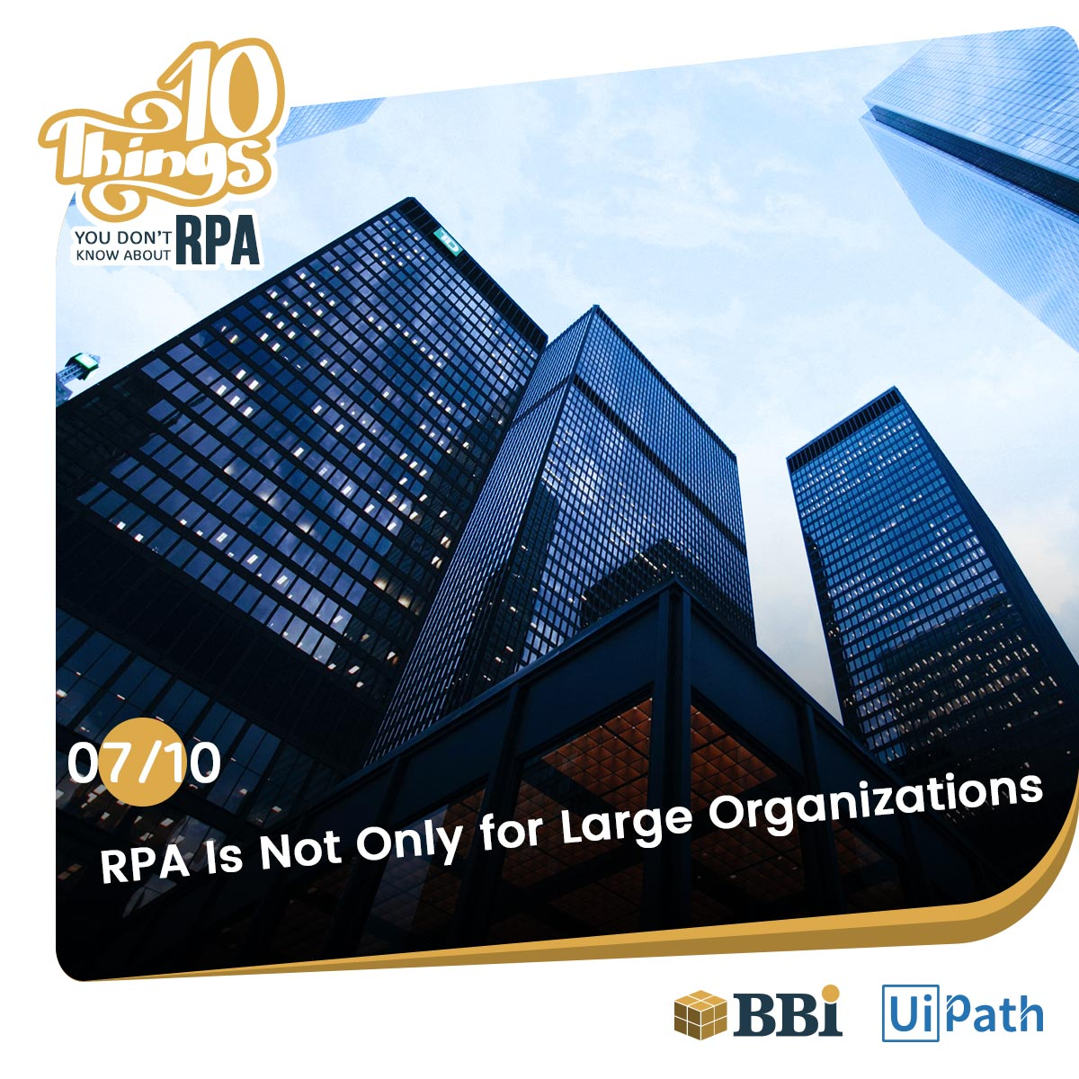 RPA technology for Organizations