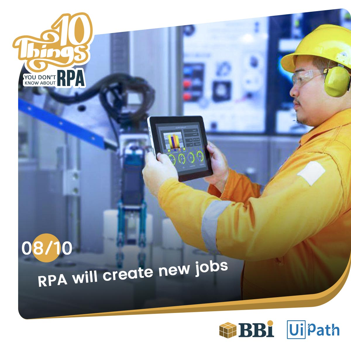 RPA technology Creates New Jobs